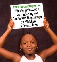 Forderung nach einem Präventionsprogramm und Schutz für alle Mädchen