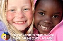 SOS FGM - Notruf Genitalverstümmelung