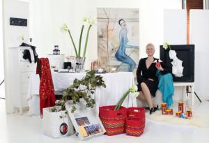 Spendenhandel ist für die Gründerin Kirsten Hermes eine Herzensangelegenheit