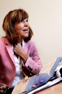 Die Staatsanwältin Marie Kronqvist Berg kann nicht verstehen, weshalb die 60 Fälle von Genitalverstümmelung nicht den Strafverfolgungsbehörden gemeldet wurden